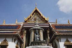 Thailabd, Bangkok, palais impérial Photo stock