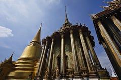 Thailabd, Bangkok, palais impérial images stock