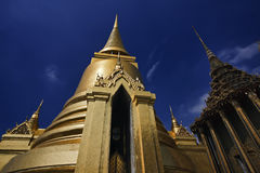 Thailabd, Bangkok, palais impérial, image libre de droits