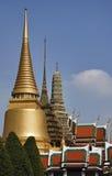 Thailabd, Banguecoque, palácio imperial, Foto de Stock Royalty Free