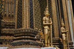 Thailabd, Banguecoque, palácio imperial Fotografia de Stock