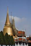 Thailabd, Banguecoque, palácio imperial Imagem de Stock