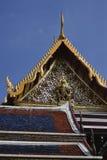 Thailabd, Banguecoque, templo budista Fotos de Stock