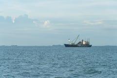 Thailad courant de Pattaya de pétrolier Photo stock