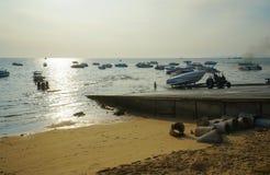 Thailand är ett härligt land och en underbar ferie Arkivfoton