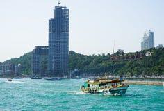 Thailand är ett härligt land och en underbar ferie Arkivbild