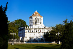 Thailand Ancient fort Royalty Free Stock Images