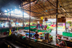 Thailand antique market Stock Images