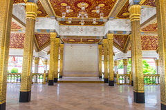 Thailand Architecture in my lifes. Royalty Free Stock Image