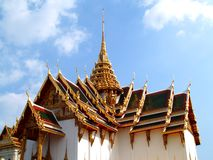 Thailand architecture style Stock Photography