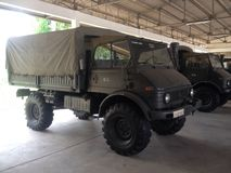 Thailand armé Royaltyfri Bild