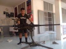 Thailand armé royaltyfria foton