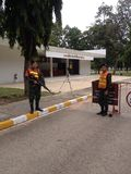 Thailand armé Royaltyfri Foto