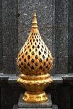 Thailand Art Phan Phan i tempelbruket för religiös ceremoni Royaltyfri Bild