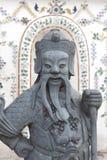 Thailand, arun, temple, wat, bangkok, white, travel, traditional, tourism, culture, ancient, asia, religion, famous, peaceful, sta Stock Photos