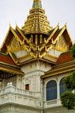 Thailand asia   in  bangkok rain  tree      colors religion Royalty Free Stock Photos