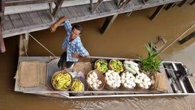 Thailand auf dem Lebensstil der Vergangenheit und Gegenwart lizenzfreies stockbild