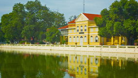 Thailand, Ayuthaya, Bang Pa-In Palace. Royalty Free Stock Photo