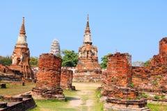 Thailand - Ayutthaya Stock Image