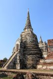 Thailand - Ayutthaya Royalty Free Stock Photos