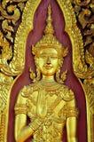 Thailand Ayutthaya Wat Yai Chai Mongkhon Royalty Free Stock Photos