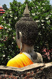 Thailand Ayutthaya Wat Yai Chai Mongkhon Stock Image