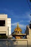 Thailand Azië in zonnige de tempelgodsdienst van Bangkok Royalty-vrije Stock Foto's
