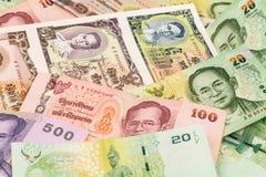 Thailand Baht Royalty Free Stock Image