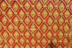 Thailand band i Wat Phra That Doi Suthep Royaltyfri Bild