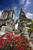Thailand, Bangkok, Arun Temple Royalty Free Stock Photos