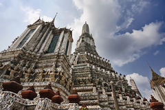 Thailand, Bangkok, Arun Temple Royalty Free Stock Photo