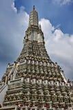Thailand, Bangkok, Arun Temple Stock Photos