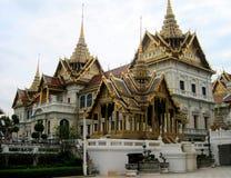 Thailand Bangkok asiatisk kulturtempel Royaltyfri Bild