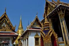 Thailand Bangkok Ayyuthaya Arkivfoton