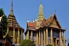 Thailand Bangkok Ayyuthaya Royaltyfri Fotografi