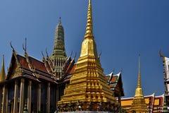 Thailand Bangkok Ayyuthaya. Travel through historical places in Thailand stock photo