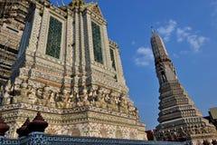 Thailand Bangkok Ayyuthaya. Travel through historical places in Thailand stock images