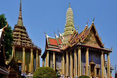Thailand Bangkok Ayyuthaya. Travel through historical places in Thailand royalty free stock photography