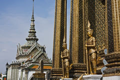 Thailand, Bangkok, britische Stadt Stockbild