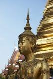 THAILAND, Bangkok, britische Stadt, Statue Stockbilder