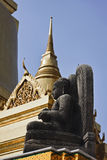 Thailand, Bangkok, britischer Palast Stockfotografie