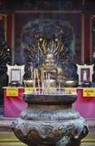 Thailand, Bangkok, Buddhist temple Stock Image