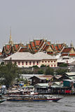 Thailand, Bangkok, Chao Phraya river Stock Photo