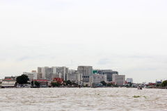 Thailand, Bangkok, Chao Praya river Stock Photos