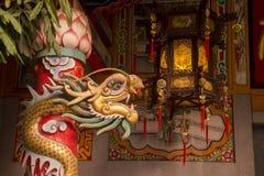 THAILAND BANGKOK CHINA TOWN TEMPLE Royalty Free Stock Image