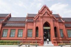 THAILAND BANGKOK CHULALONGKORN MINNESMÄRKE Fotografering för Bildbyråer