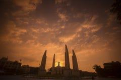 THAILAND BANGKOK DEMOCRACY MONUMENT Stock Image
