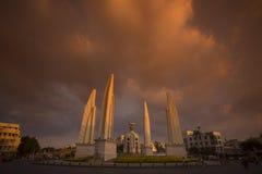 THAILAND BANGKOK DEMOCRACY MONUMENT Stock Images