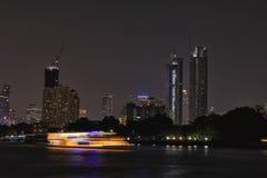 thailand bangkok Fiume fotografia stock libera da diritti