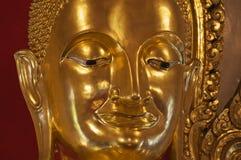 Thailand, Bangkok, goldener Buddha Lizenzfreies Stockbild